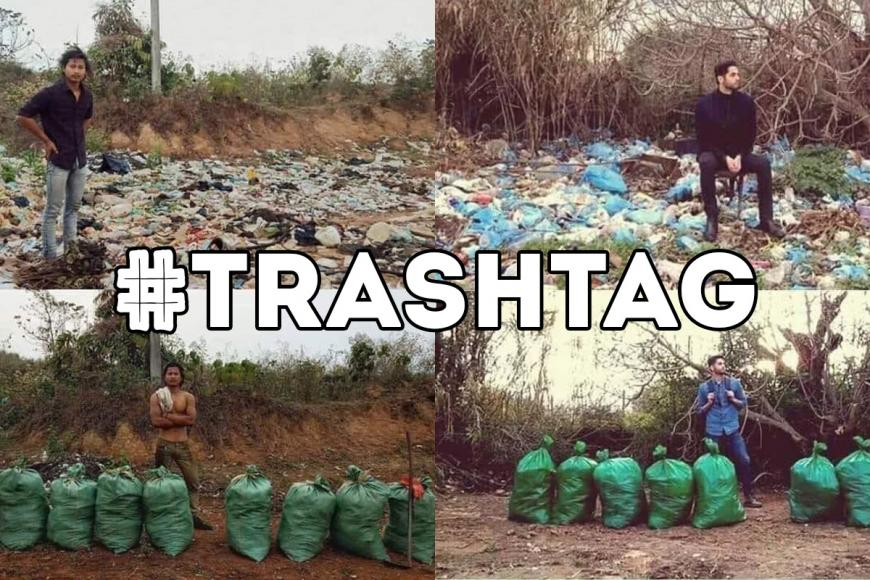 The Trashtag is the last trending challenge and it won't send you to the hospital
