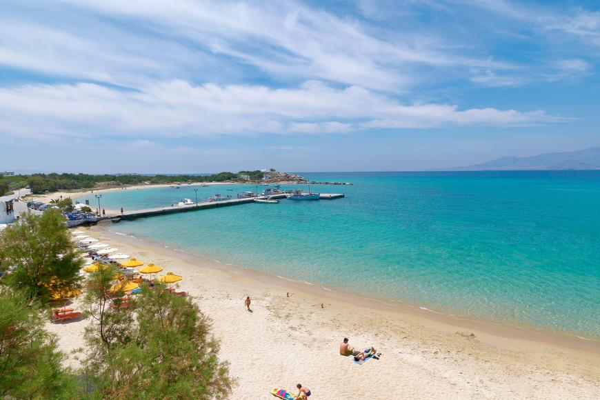 Naxos beaches guide: Go to the beach like a local