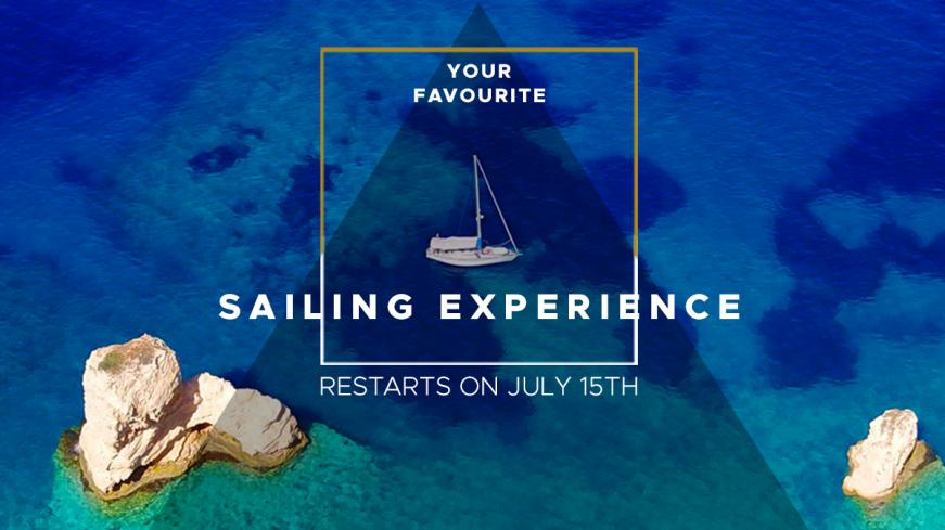 Xanemo Sailing to restart all sailing experiences & adventures on July 15th