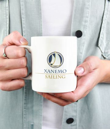 Mug officiel Xanemo Sailing 11oz