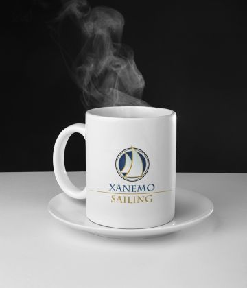 Official Xanemo Sailing 11oz Mug