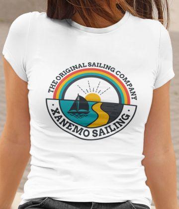 Vintage Xanemo Sailing 1